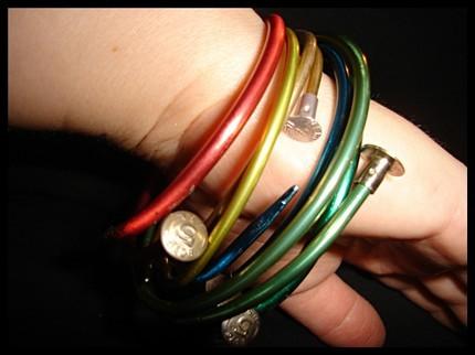 Alluminum_knitting_needle_bracele_2